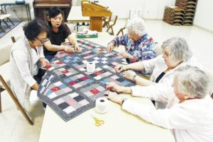 Dorothy Love club plans quilting day