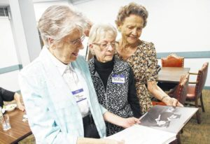 Sidney graduates celebrate 70th reunion