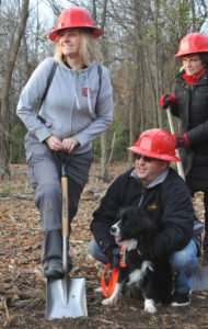 SCARF breaks ground for animal shelter