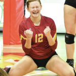 Div. IV state volleyball: New Bremen beats Buckeye Central to advance to championship