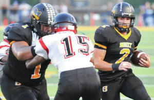 Area players make all-Southwest District football teams