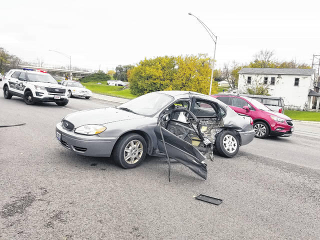 A two-vehicle crash at the intersection of state Route 47 (Court Street) and Wilkinson Avenue claimed the life of Paul Newman, 88, of Sidney. The crash remains under investigation by the Piqua Post of the Ohio Highway Patrol.