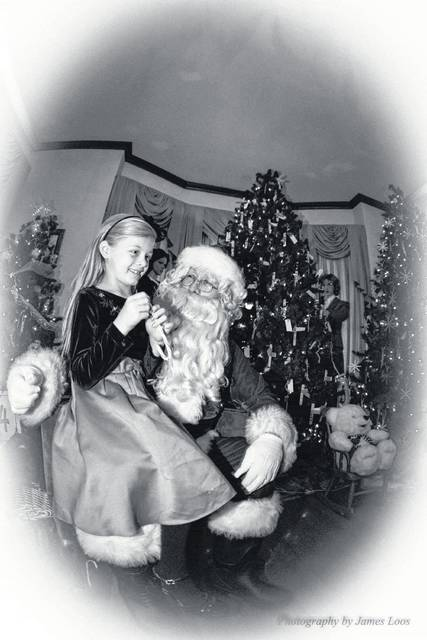 The Shelby County Historical Society hosts Christmas of Yesteryear, a community tradition where children can experience old fashion activities such as decorating gingerbread houses, creating festive ornaments and a chance to share their wish list with Santa.
