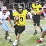 Sidney opens Div. II playoffs with 46-33 win over Belmont