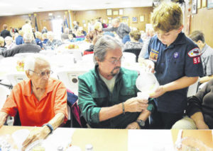 Jackson Center celebrates Thanksgiving