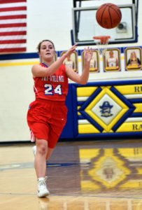 Girls basketball: Tri-Village wins big at Russia, Botkins beats Indian Lake
