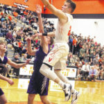 Ahrens sets new school, conference records in win over Fort Recovery