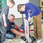 Kiwanis donate AmTrykes to local children, adults