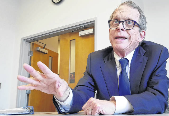 Ohio Attorney General Mike DeWine is looking to hold get more participation from pharmaceutical companies in addressing the growing opioid crisis in the state.