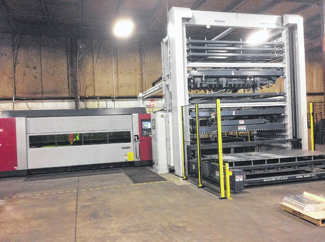 Shaffer Metal Fab sees increase in sales volume in 2017 - Sidney ...