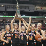 Minster finishes on big run to capture Div. IV state title