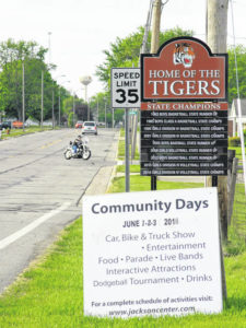 Jackson Center Community Days offers fun for all