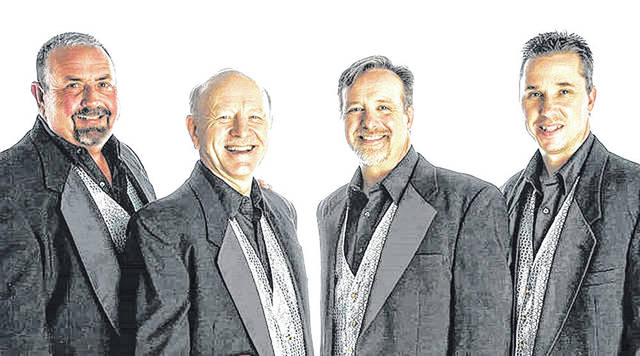 """Described as """"The Beach Boys meet The Three Stooges,"""" the Avalons will bring rock'n'roll oldies to the Rock! Piqua stage, June 23."""