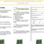 Sidney hosting boys basketball camp June 19 to 21