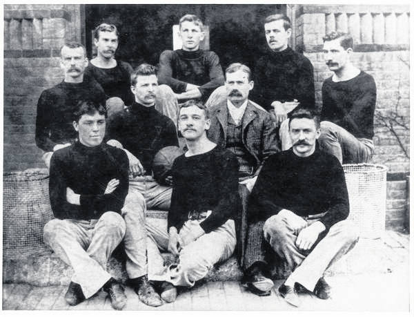 The first YMCA basketball team was formed in 1892 at the YMCA Training School in Springfield, Massachusetts.