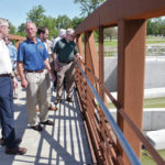 Lake Loramie spillway completed