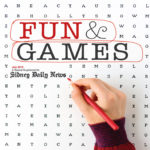 Summer Fun and Games July 2018