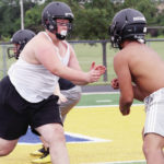 Football: Sidney wraps up preseason camp