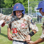 Sidney Post 217 advances in tourney with 3-0 win over Troy
