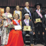 Morgan Heitkamp, Kyle Wuebker named 2018 Darke County Jr. Fair Queen, King