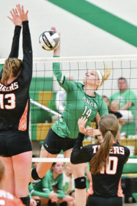 Volleyball preview: Anna aiming for state berth