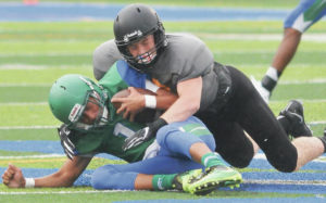 Almost there: Sidney shows promise in 33-21 loss to Chaminade-Julienne
