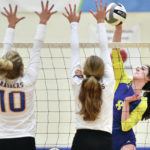 Saturday roundup: Lehman Catholic beats Russia 3-1 in volleyball