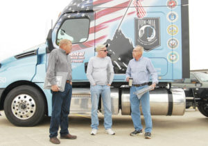 Drivers honored for 1M accident free miles