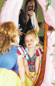 Princess Spa planned for Sept. 30