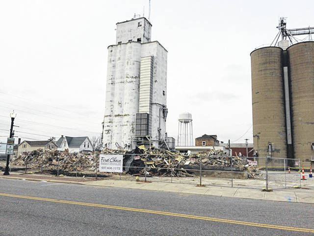 Grain silos set for demolition - Sidney Daily News